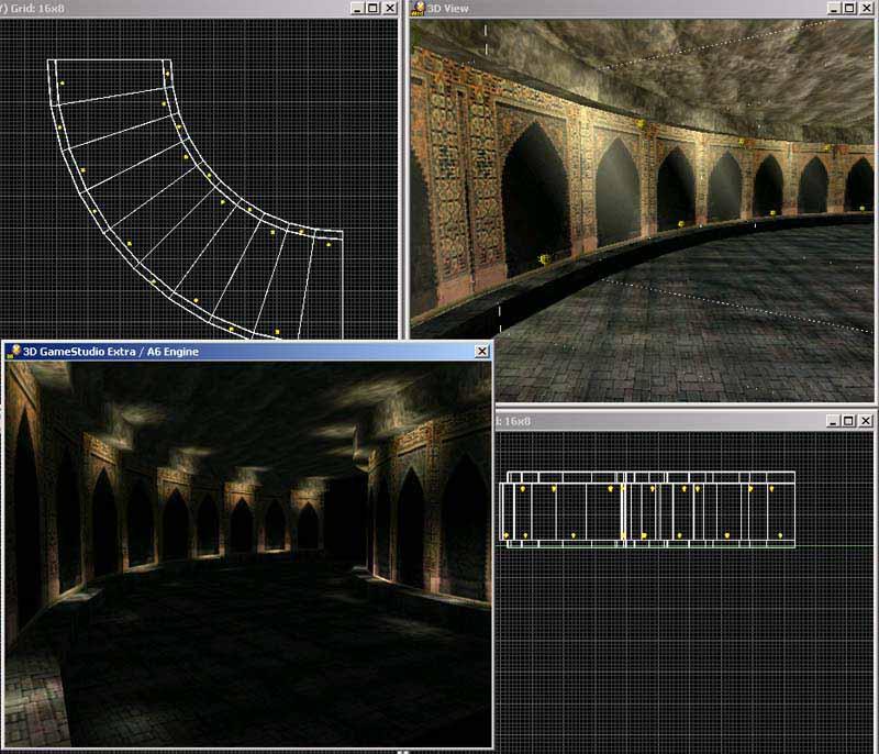 3d game studio: